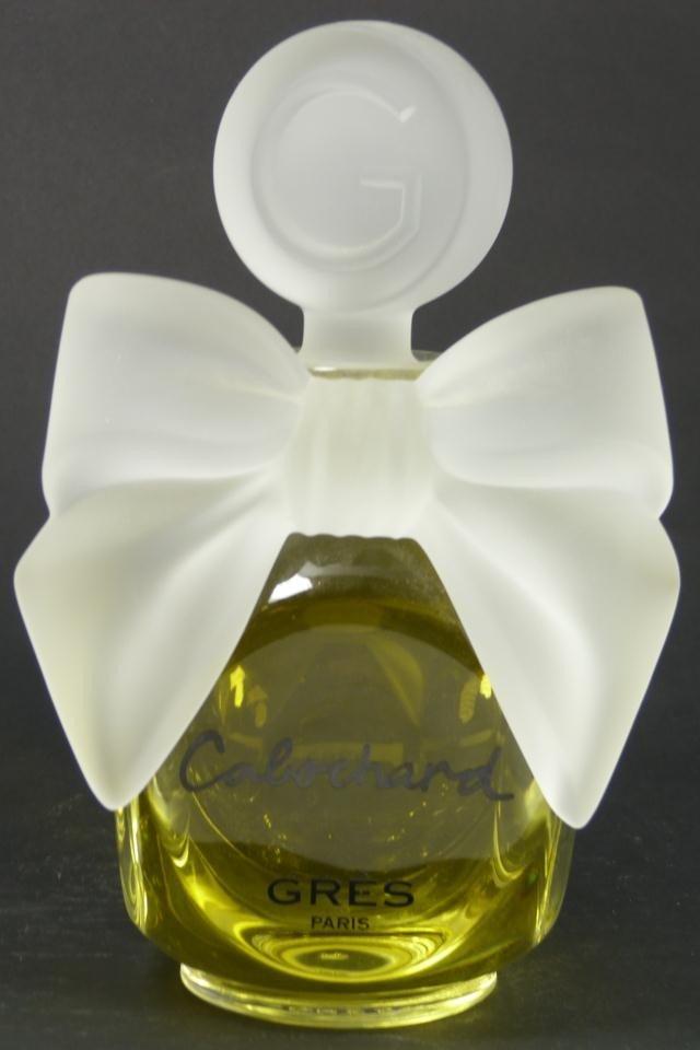 327: CABOCHARD GRES PARIS FACTICE PERFUME BOTTLE - 2