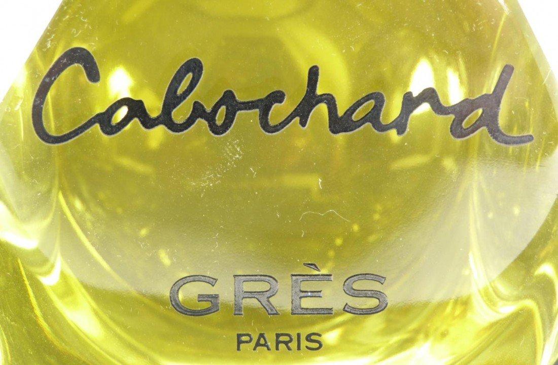 327: CABOCHARD GRES PARIS FACTICE PERFUME BOTTLE - 6