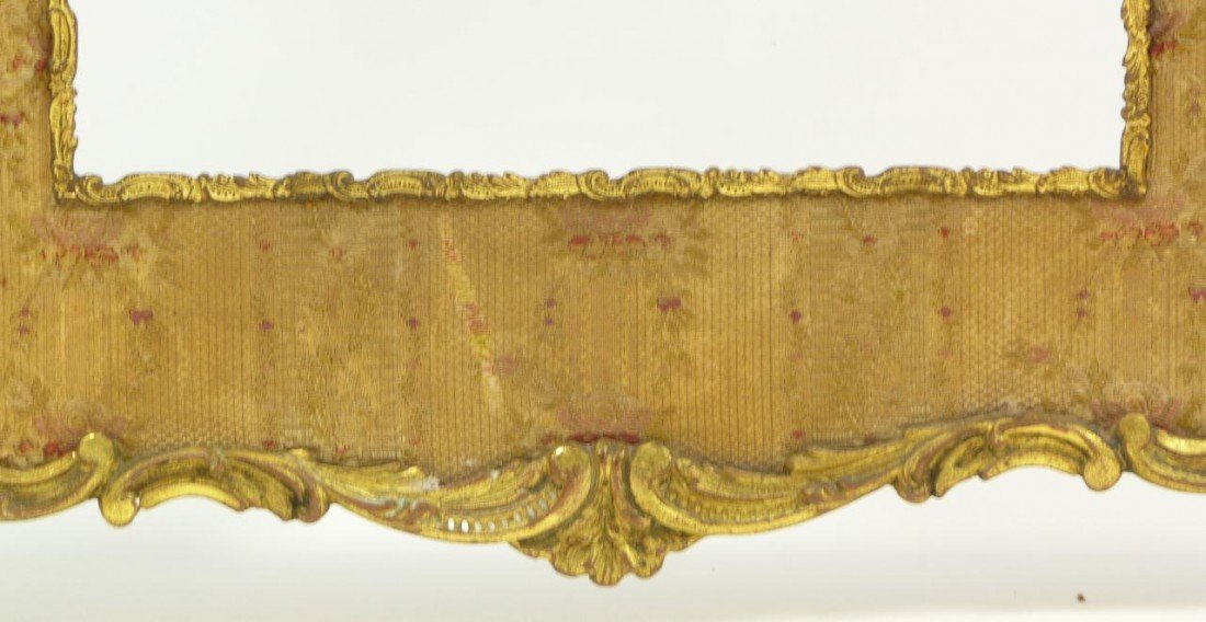 181: 19th C FRENCH BRONZE TRIFOLD PICTURE FRAME - 3