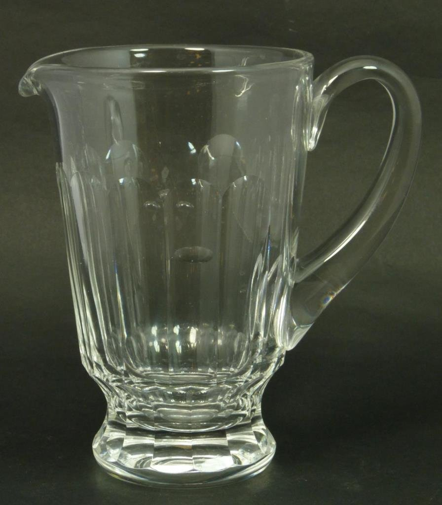 WATERFORD CRYSTAL WATER PITCHER SHEILA PATTERN - 2