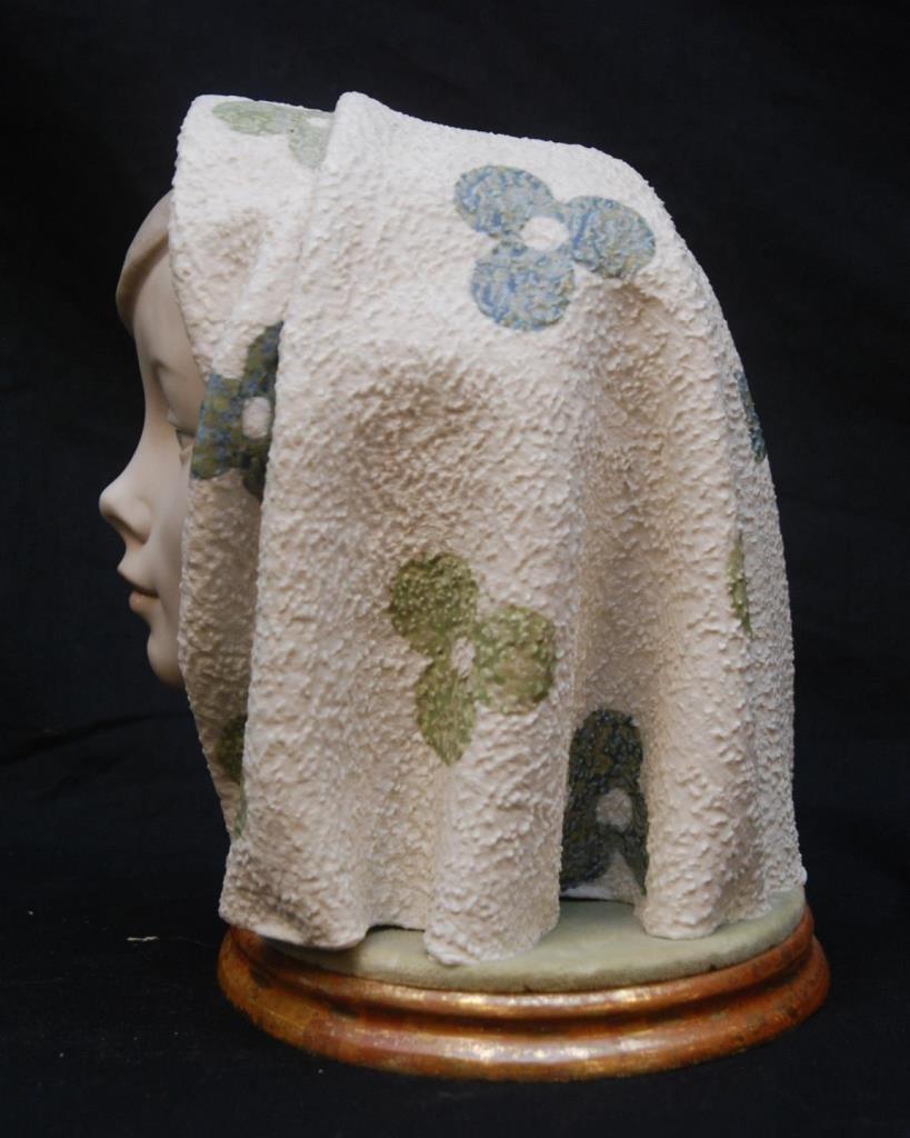 LLADRO GIRL HEAD BUST CABEZA 1003 - 5