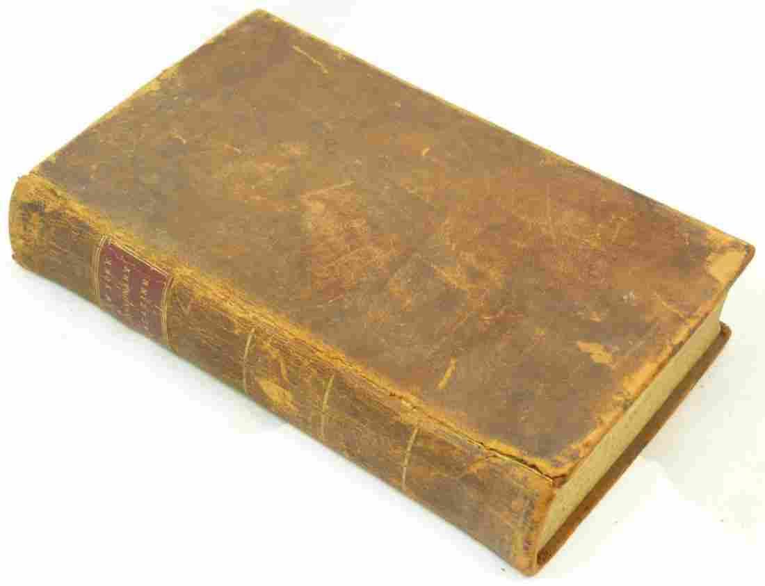 1801 NY MISSIONARY MAGAZINE & REPOSITORY BOOK