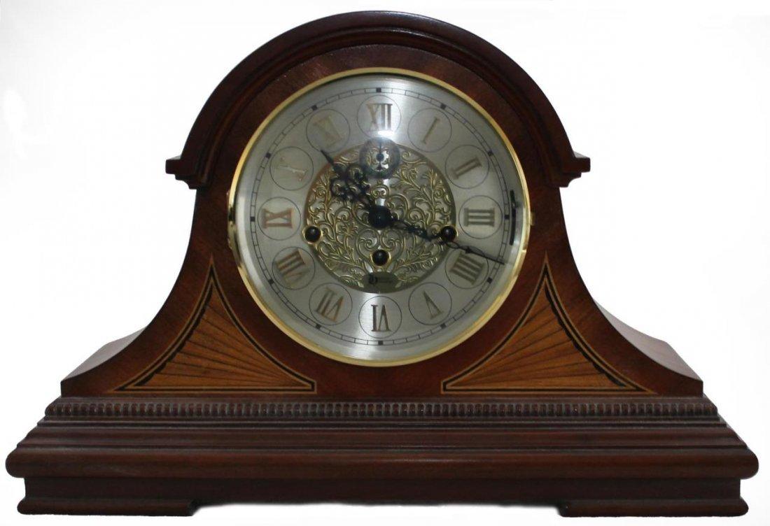heritage heirlooms german movement mantle clock - Mantle Clock