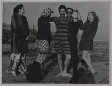 JASGUR PHOTO 1st SHOOT OF NORMA JEANE, SIGNED