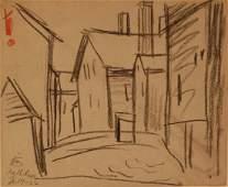 OSCAR FLORIANUS BLUEMNER AMER/GER 1867-1938