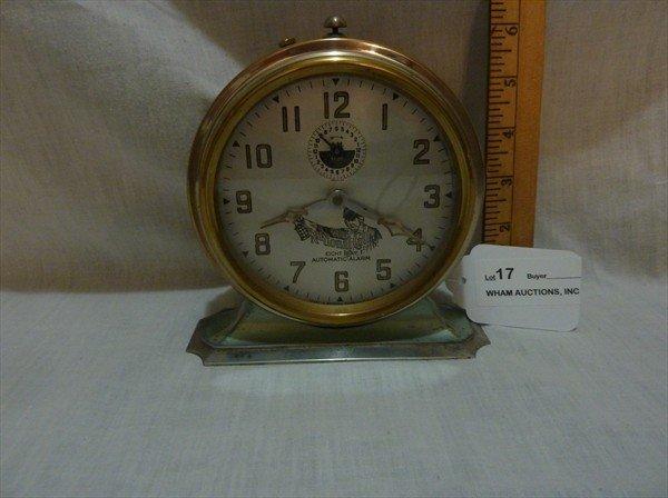 17: National Call Clock