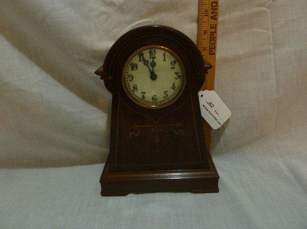 62: Extremely Rare Jennings Brothers Clock