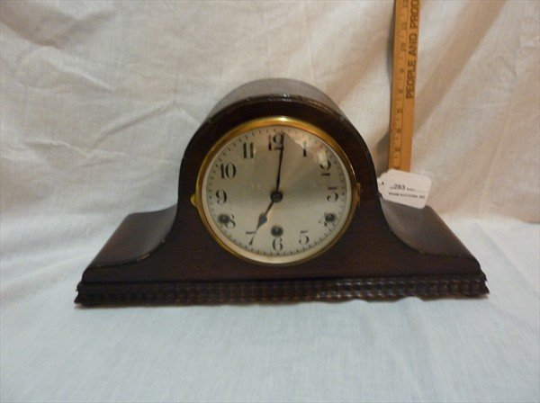 283: Germany Westminister Mantle Chime Clock