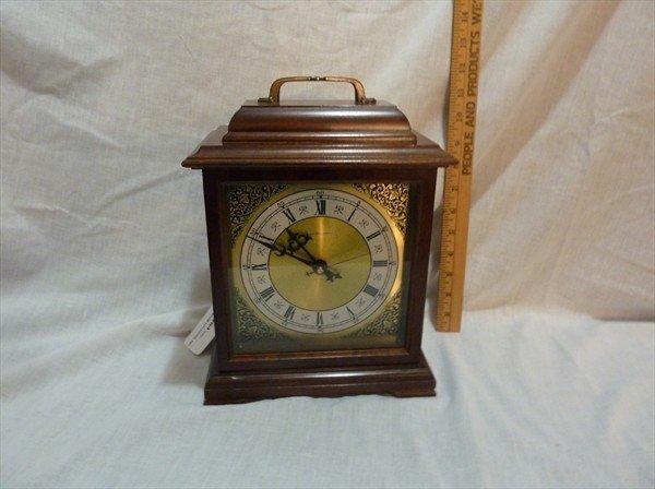 284: Near Mint Hamilton Brackett Clock