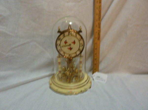 289: Anniversary Dome Clock by Kundo