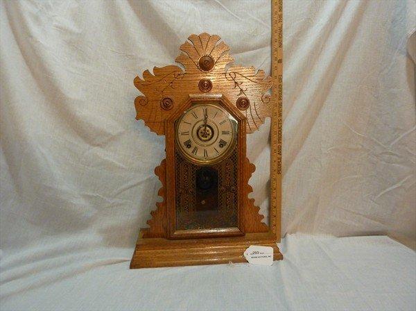 293: Ingraham Gingerbread Clock