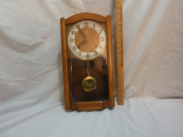 295: Antique Clock Made for Japan Market
