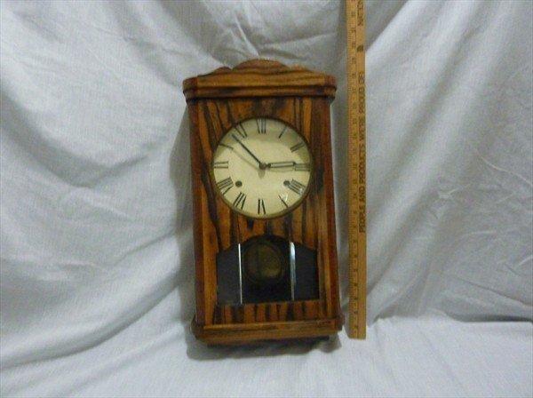 296: Clock Made for Japan Market