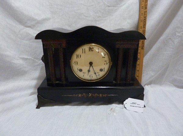297: Mantle Clock by Waterbury Clock Co.