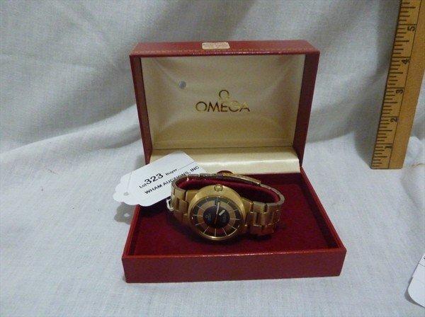 323: New Old Stock Omega Gevena Dynamic