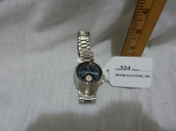 324: Rare Omega Automatic 22 Jewel Sea Master