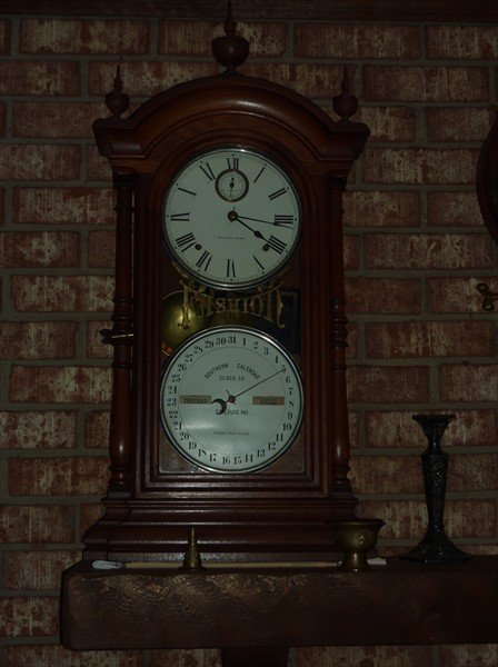 416: Fashion #4 Perpetual Calendar Clock