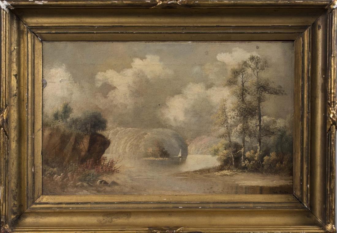 William Merritt Post (American, 1856 - 1935)