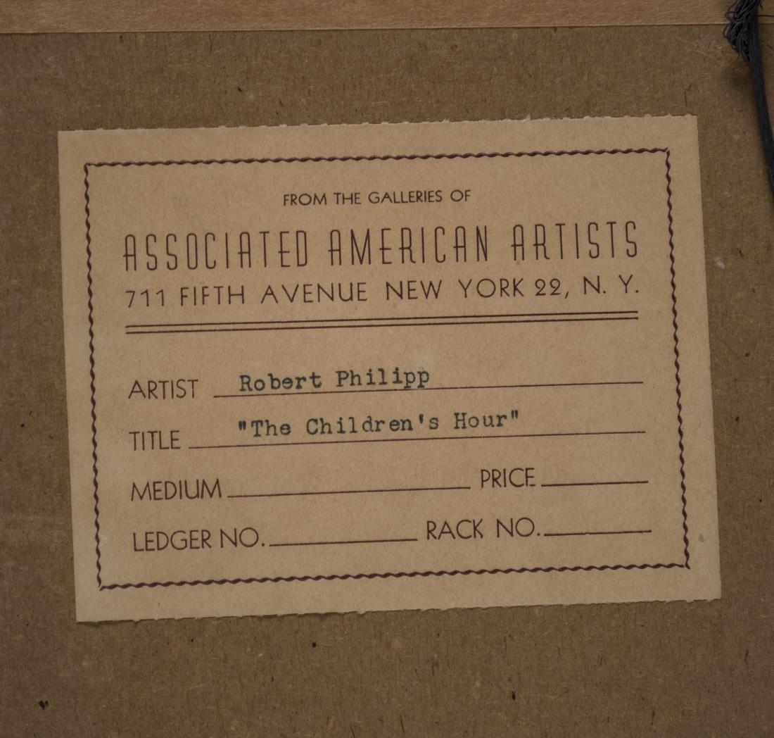 Robert Philipp (American, 1895-1981) - 3