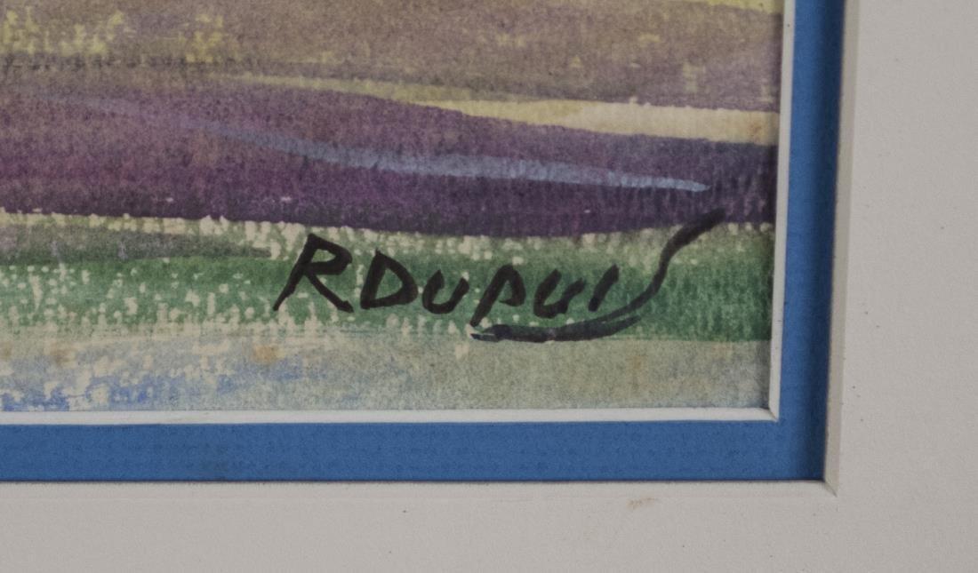 R. Dupuis (20th/21st Century) - 2