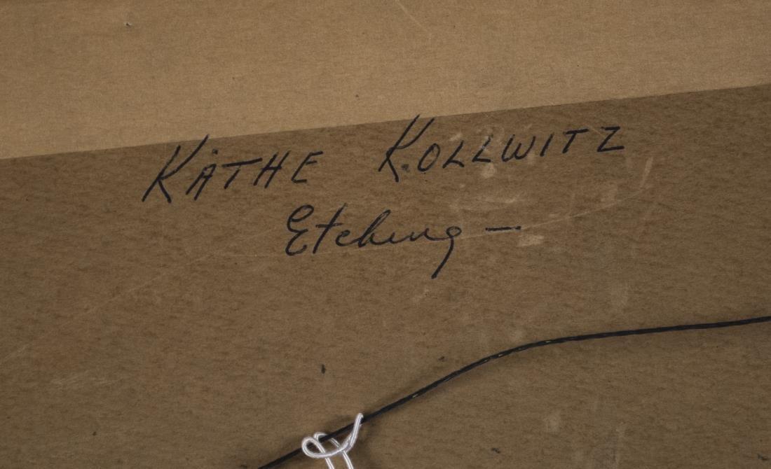 Käthe Kollwitz (German, 1867-1945) - 3