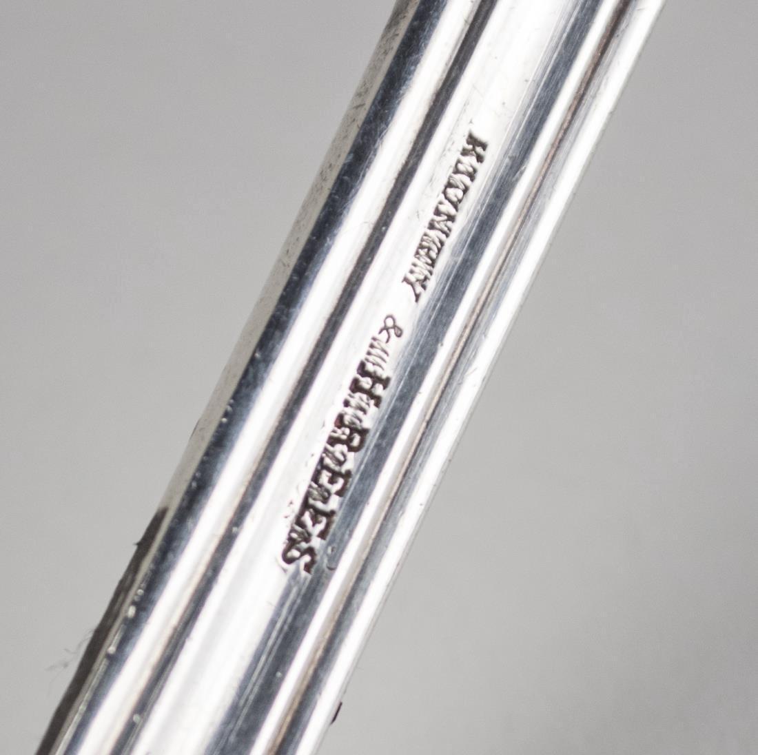 American Coin Silver Ladle - 3