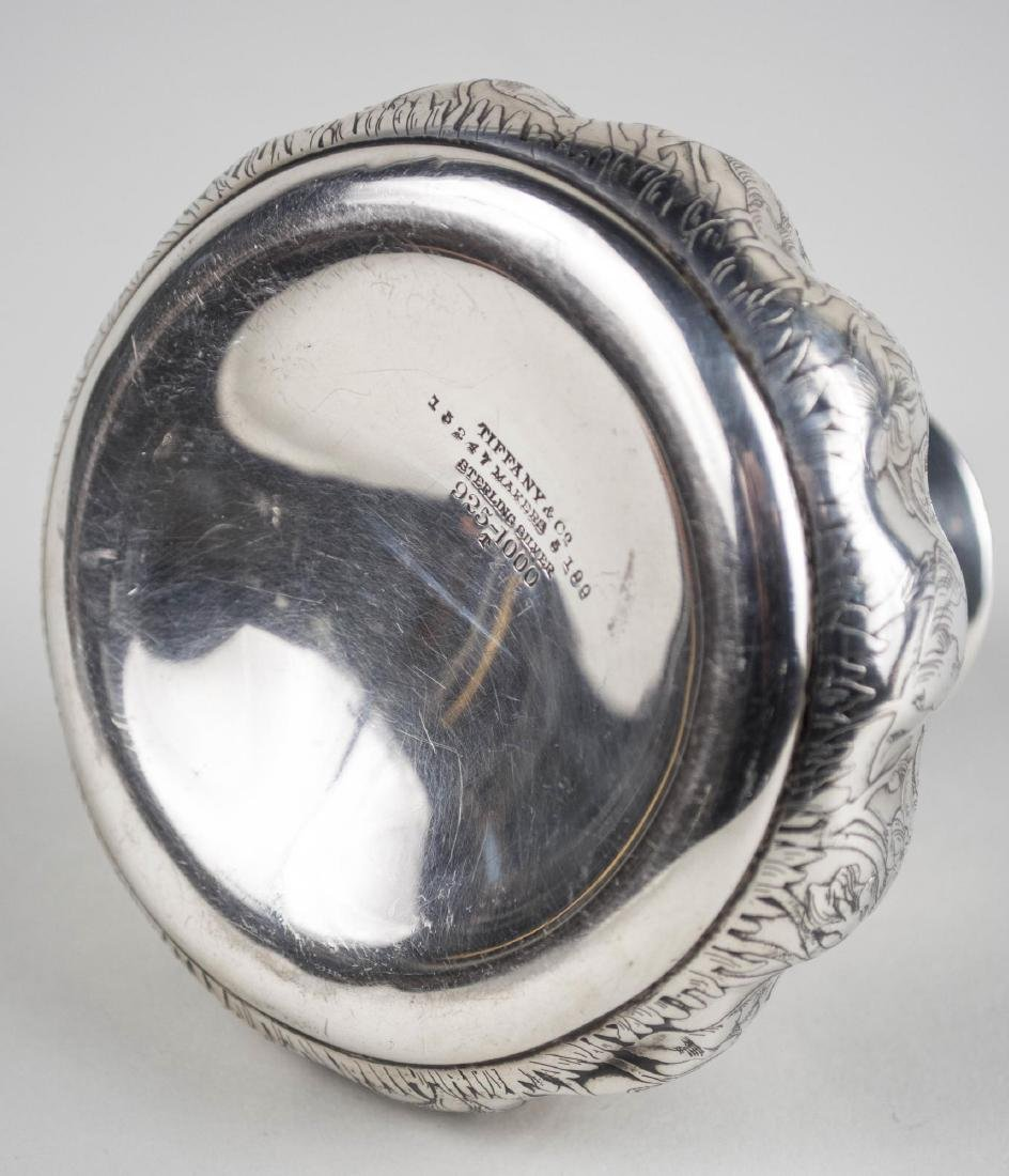 Tiffany & Co. Sterling Silver Vase - 2
