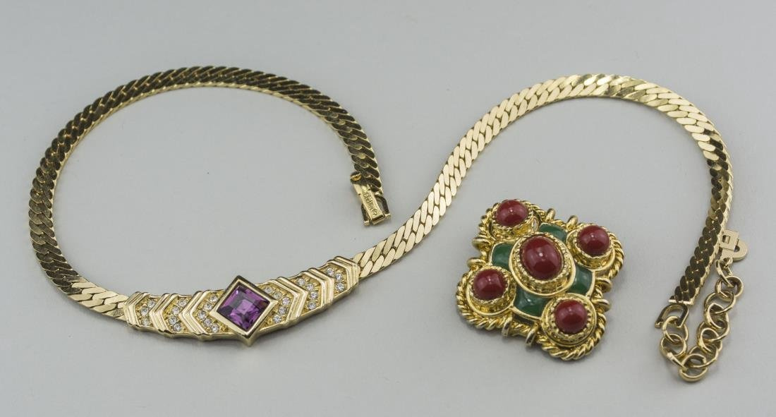 Christian Dior Costume Jewelry