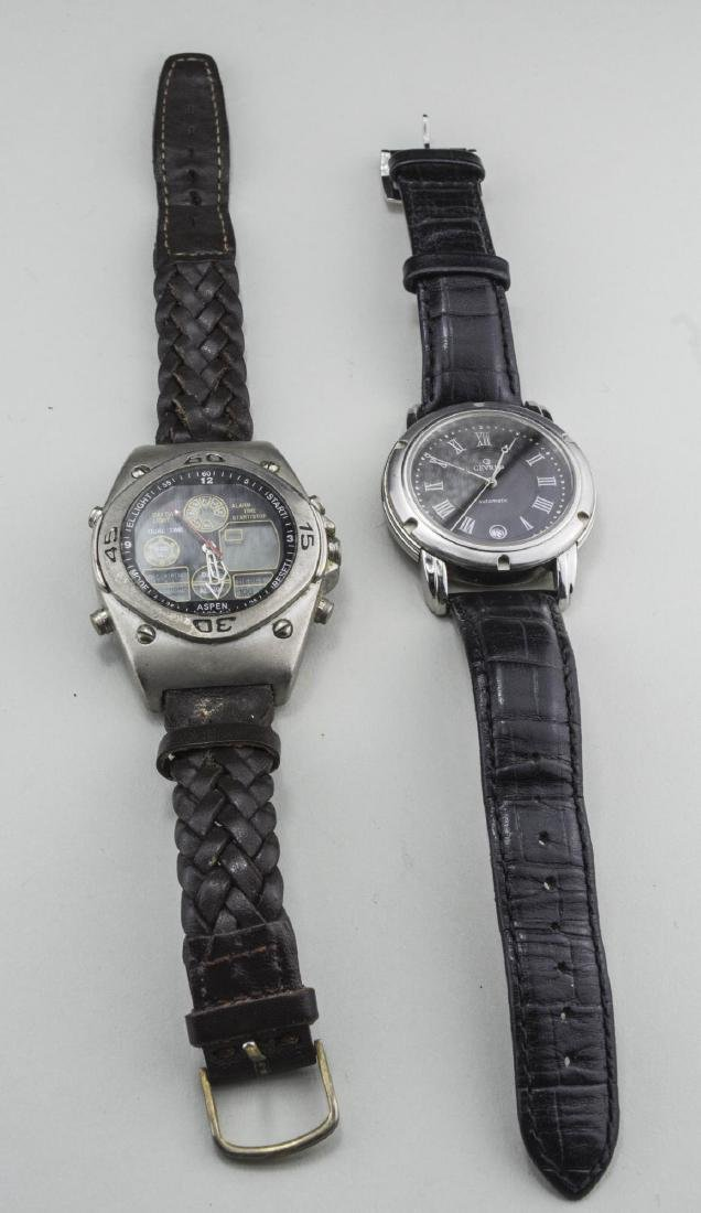 Two Wristwatches