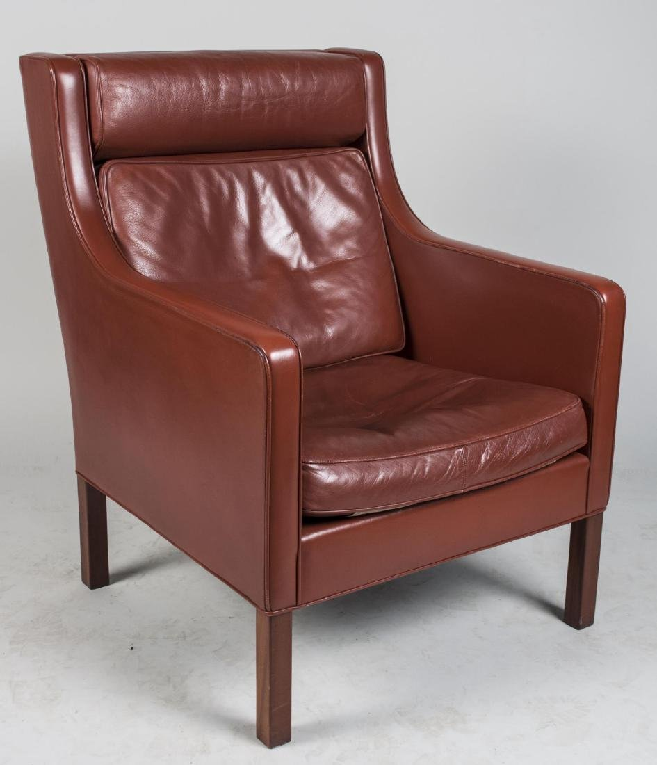Georg Thams Leather Chair