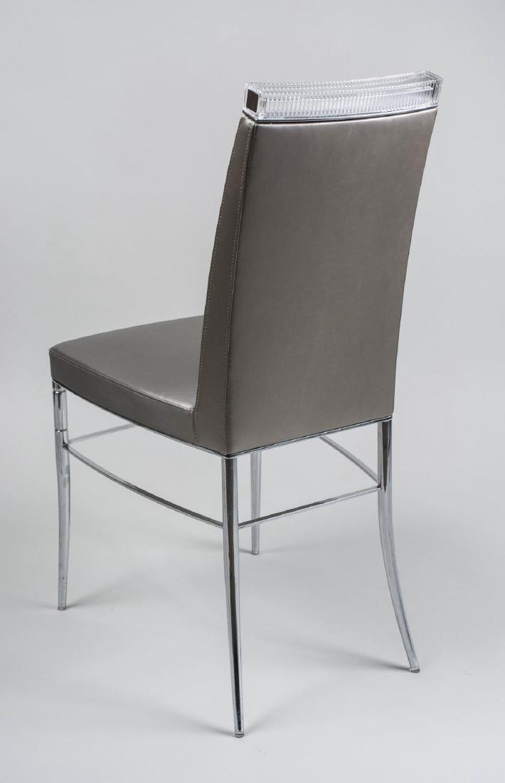 Baccarat Crystal Side Chair - 2