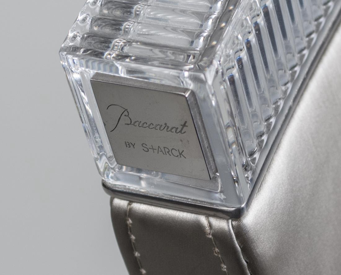 Baccarat Crystal Side Chair - 4