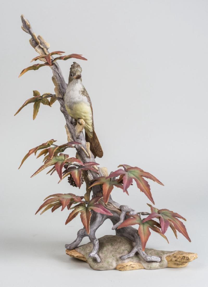 Helen Boehm Porcelain Bird Figure