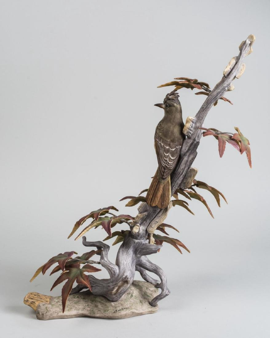 Helen Boehm Porcelain Bird Figure - 2