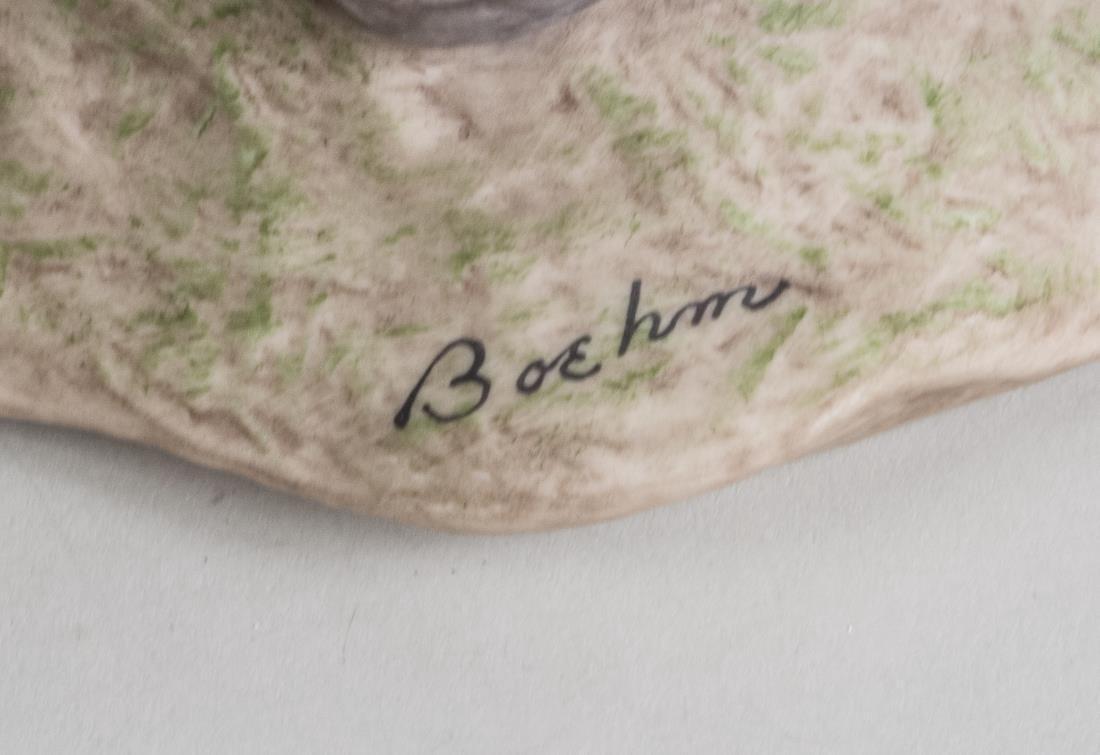 Helen Boehm Porcelain Bird Figure - 3