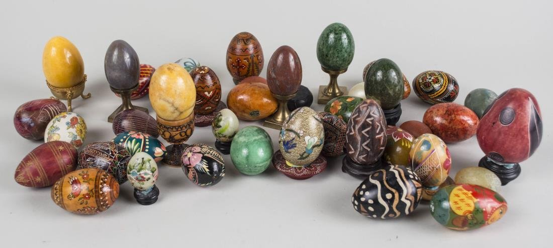 Collection of Eggs
