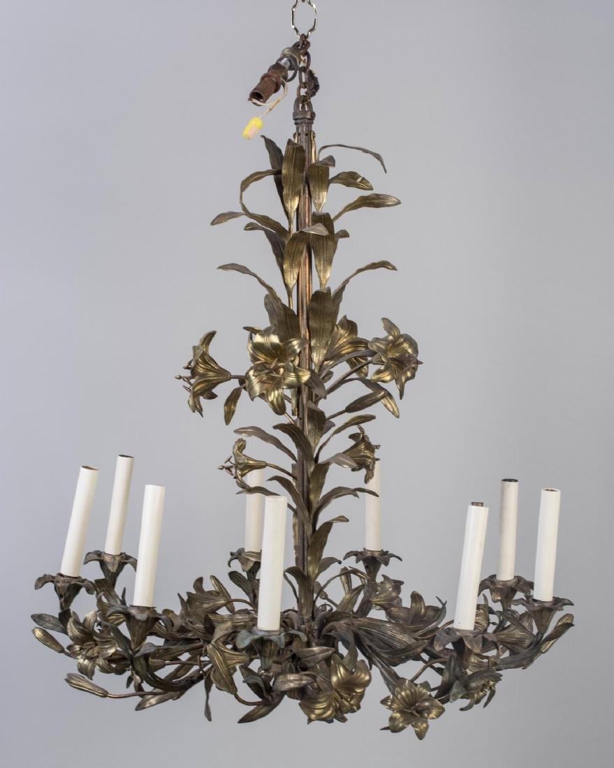 Floriform Chandelier