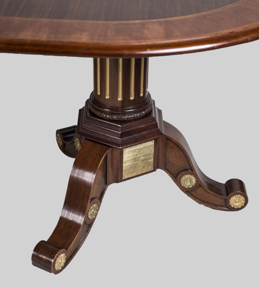 Double Pedestal Dining Room Table - 2