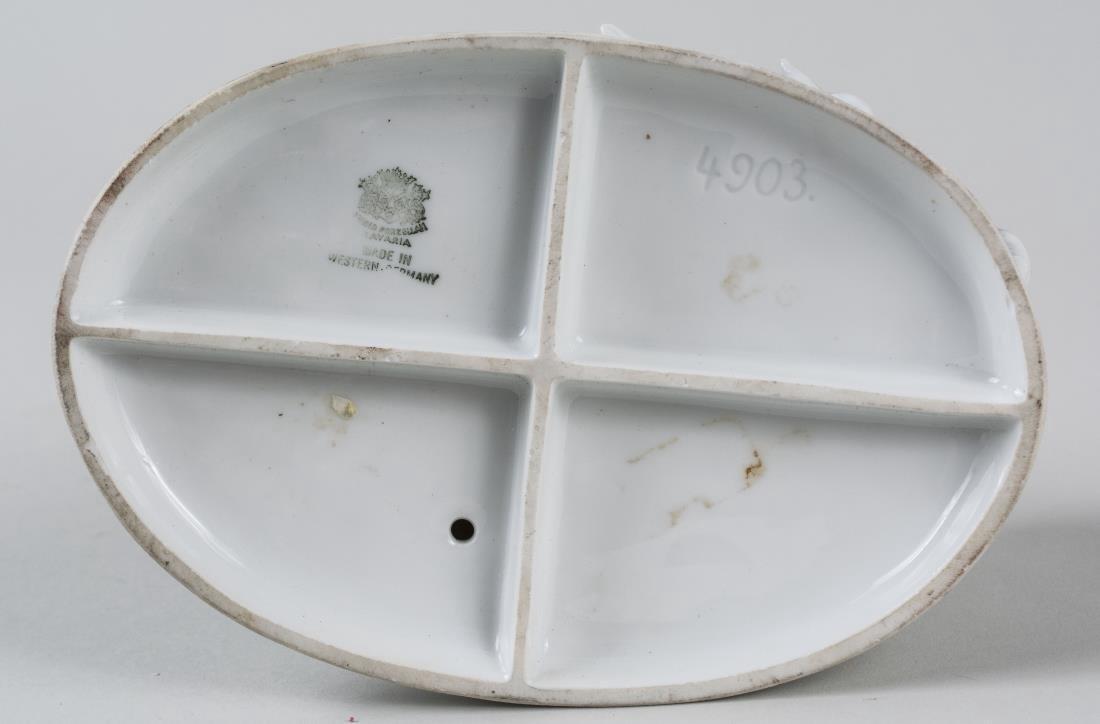 Bavarian Porcelain Figure Group - 4
