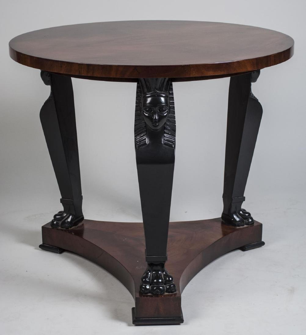 William Switzer Empire Style Table
