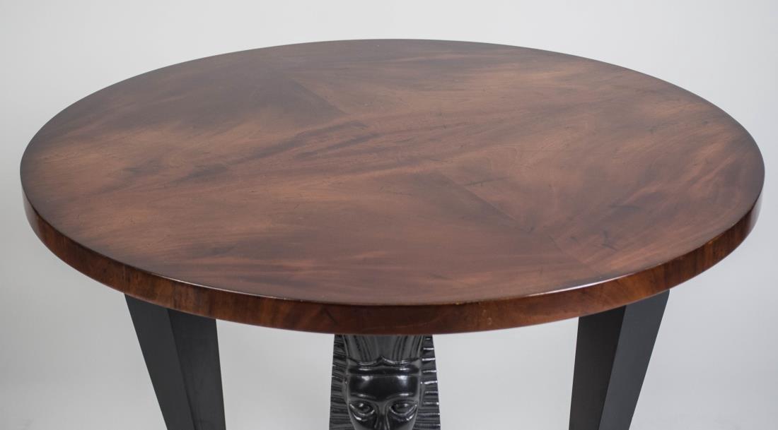 William Switzer Empire Style Table - 2