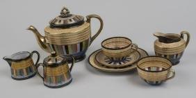 Japanese Porcelain Tea Set