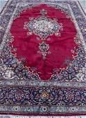 Iranian Kashan Carpet *