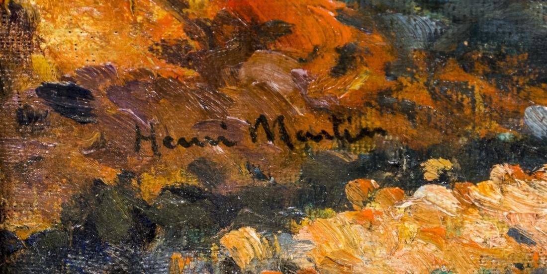After Henri Martin (1860-1943) - 2