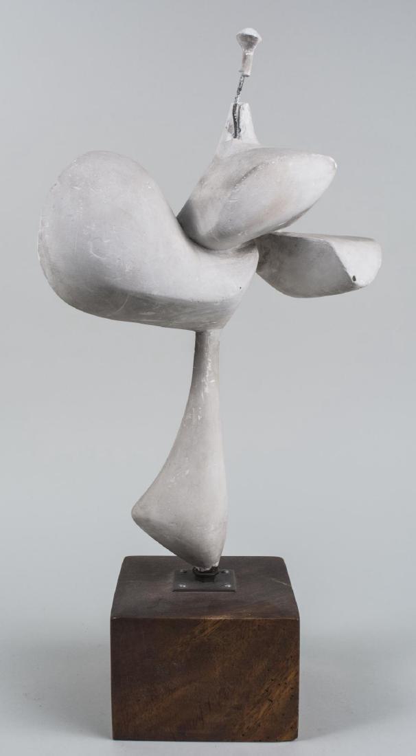 Mid-Century Modern Plaster Sculpture - 2