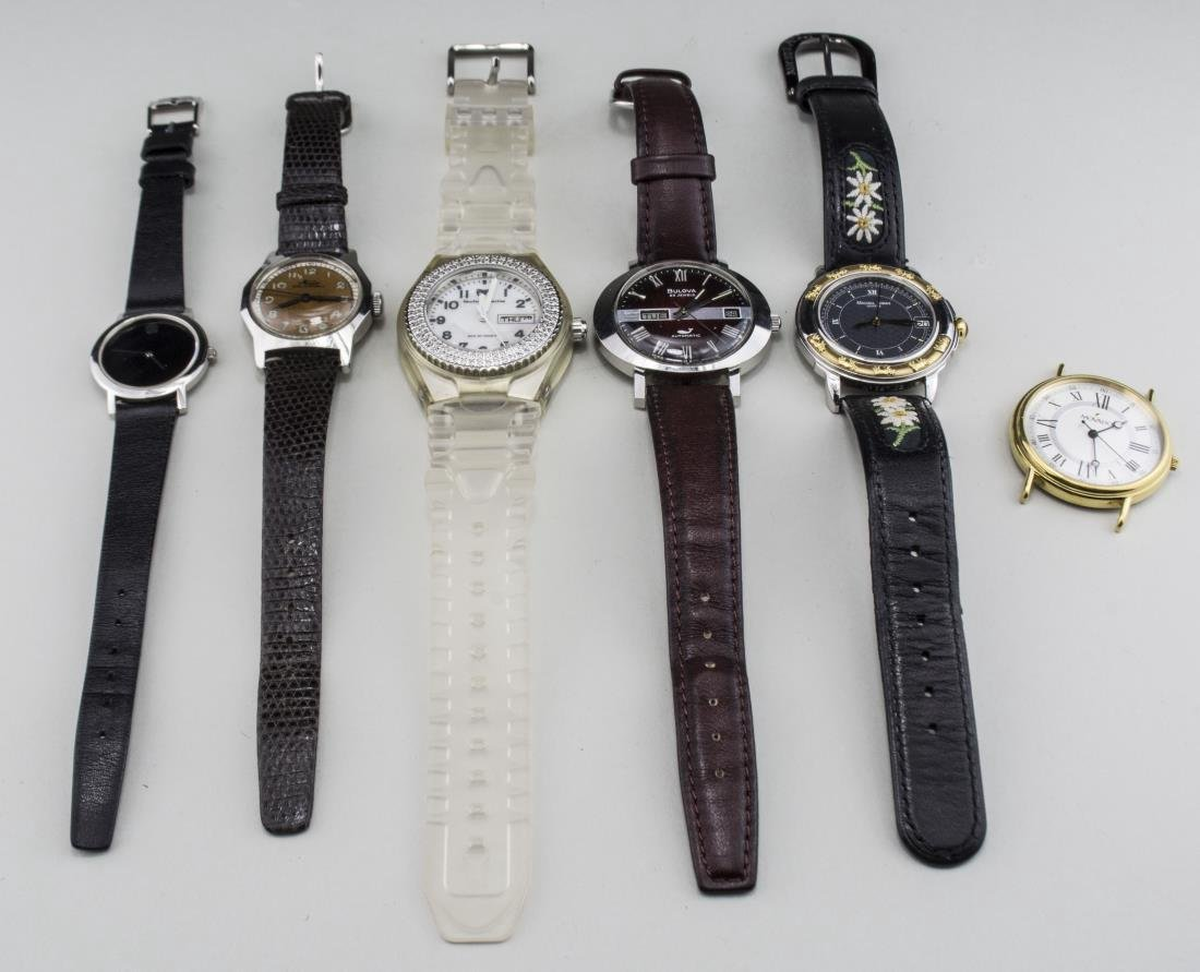 Group of Men's Watches - 2