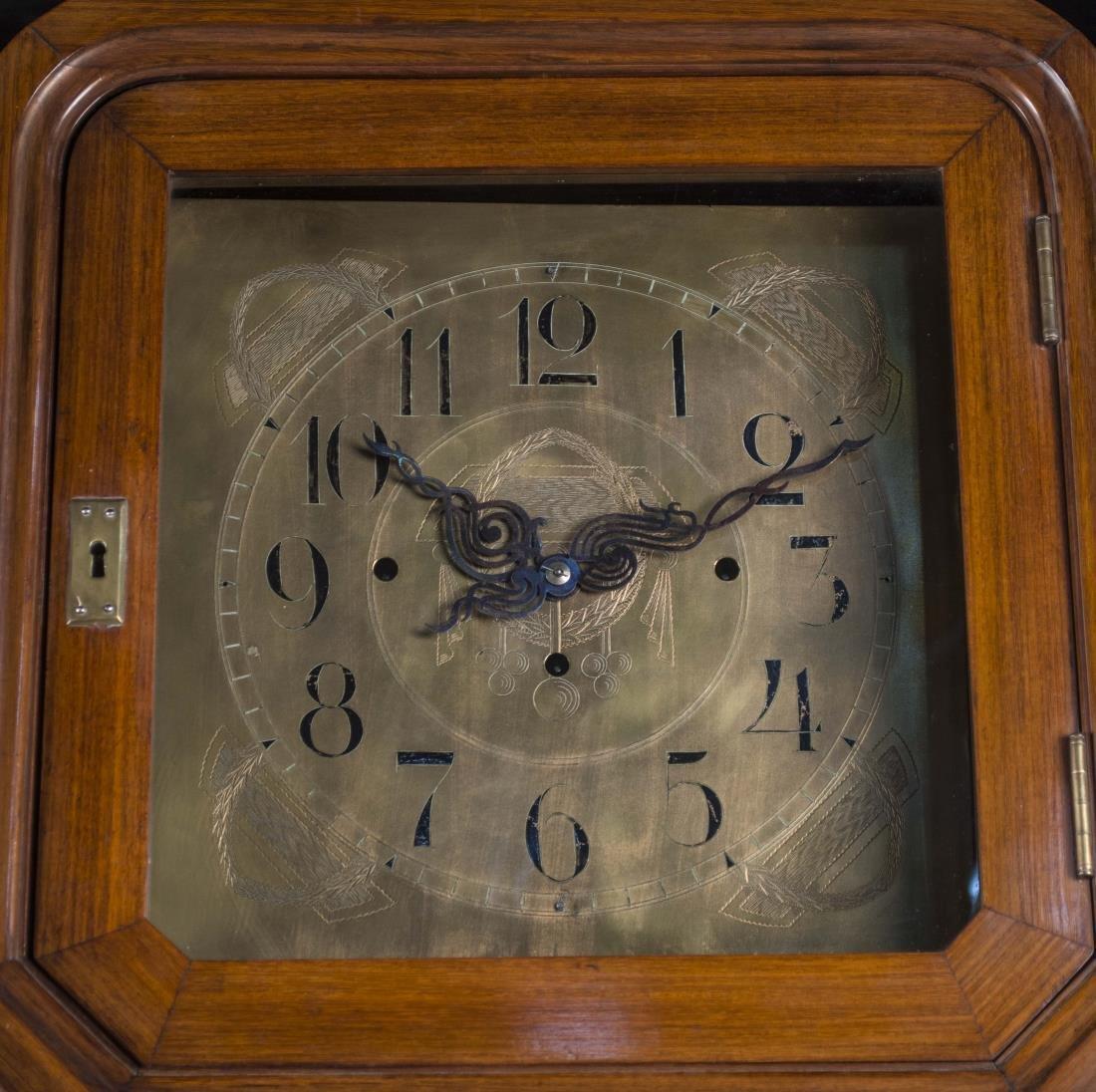 Art Deco Long Case Clock - 2