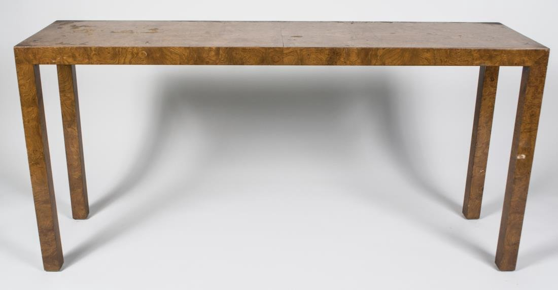 Parsons Style Console