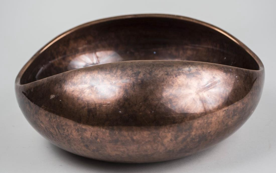 Nambe Copper Center Bowl