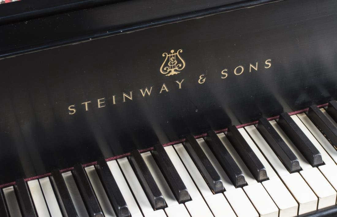 Steinway Grand Piano Model M - 2